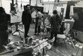 Gipsy Hill College, Painting Studio, 1971