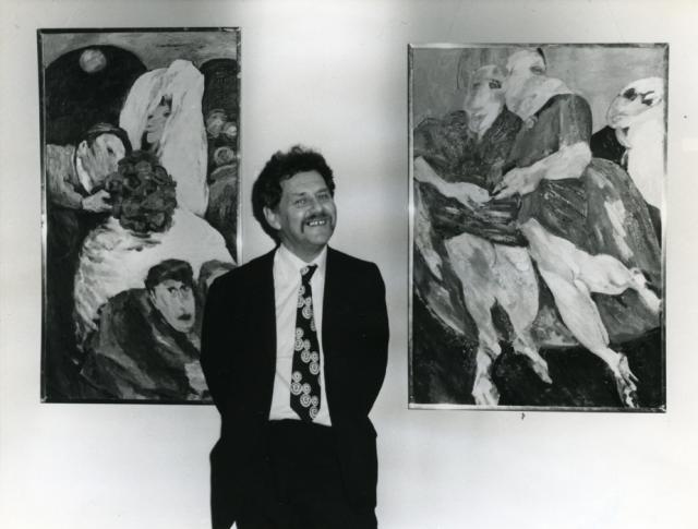 Grabowski Gallery, Londyn 1973